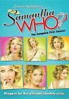 Samantha Who? The Complete First Season 2 Discs 2012 Region 1 DVD WS