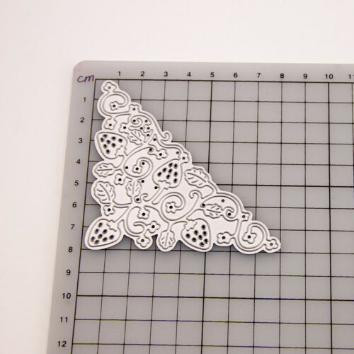 Strawberry Cutting Dies Stencil For Scrapbooking Embossing Album Paper Card DIY