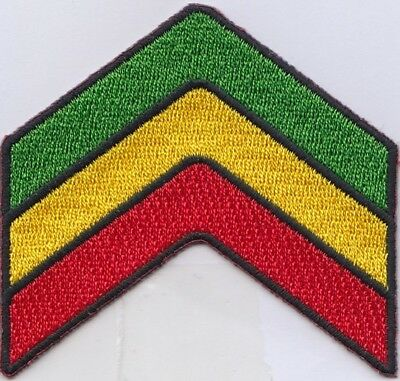 "3 Pcs BARBADOS Flag in shield Embroidered Patches 3.25/""x2.75/"" iron-on"