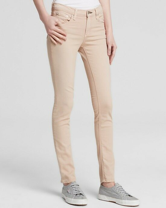 [AUTHENTIC] rag & bone JEAN Skinny in Blossom Pink Preowned Size 26 Retail
