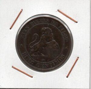 Gobierno-Provisional-10-Centimos-1870-OM-Barcelona-EBC-gran-ejemplar