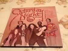 LP VARIOUS NBC's SATURDAY NIGHT LIVE ARISTA AL 4107 EX/VG+ USA PS 1976 GBG