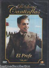SEALED - El Profe DVD NEW Por Siempre Cantinflas BRAND NEW