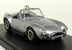Kyosho-1-43-Scale-Shelby-Cobra-427-S-C-Silver-Diecast-model-car
