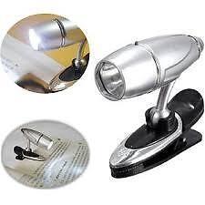 Bullet-Shaped-Focus-Adjustable-Clip-LED-Light-Reading-Light