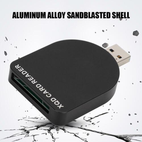 XQD Memory Card Reader USB 3.0 Hub Adapter Transfer Tool For Sony XQD Series MBS