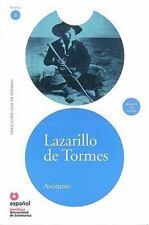 Lazarillo de Tormes (Libro + CD) (Leer En Espanol Level 3) (Spanish Edition)