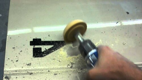 HEAVY DUTY TRACTOR PIN STRIPE REMOVAL// CARAMEL WHEEL.REMOVE DECALS//STICKERS