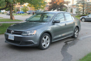 2012 Volkswagen Jetta Great Condition