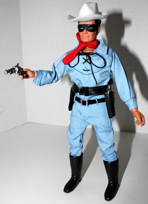 Lone Ranger Gabriel Original Excelente con algunas costumbres Cowboy Western Completa