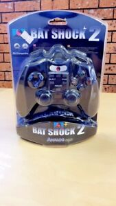 BAT-SHOCK-2-ANALOG-PAD-WIRED-PLAY-STATION-2-Compatible