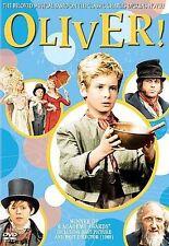 Oliver! Ron Moody, Shani Wallis, Oliver Reed, Harry Secombe, Mark Lester, Jack