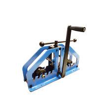 Mild Steel Cuprum Aluminum Rolling Roller Bending Bender 15 Inchtube Pipe