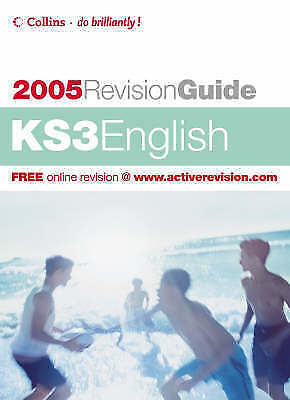 Bloomfield, Pam, Do Brilliantly! Revision Guide – KS3 English, Very Good Book