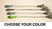 Choose Your Color Lot Of 4 Alabama Umbrella Fishing Rigs