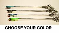 Choose Your Color Lot Of 4 Alabama Umbrella Fishing Rigs
