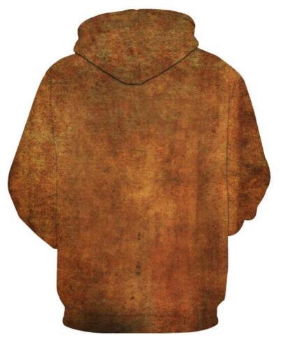 Woman hoodies Nightmare before Christmas Sally printed Pocket hoodies M-6XL