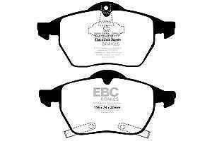 DP1187 Pastiglie Freno Anteriori Di EBC Ultimax per Saab 9-3 9-5