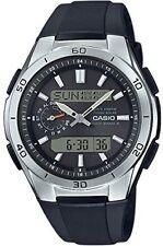 Casio Wave Ceptor Solar Multiband6 Mens Watch Wva-m650-1ajf Black Japan