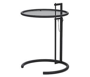 classicon-E1027-reglable-Table-Eileen-GRIS-NOIR-parsol-gris
