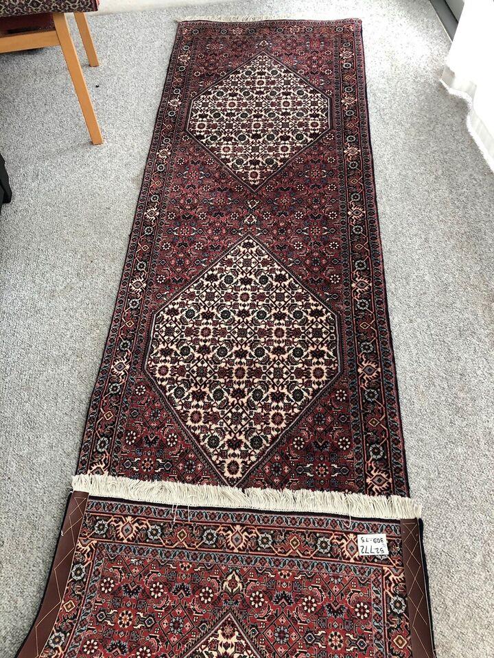 Løber, ægte tæppe, Iraneske bidjar