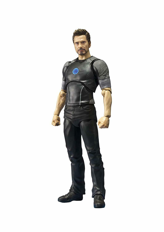 Bandai S. H. Figuarts Tony Estrellak Iron Man 3