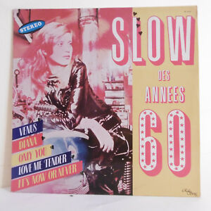 33T-SLOW-The-YEARS-60-Vinyl-LP-12-034-Burt-BLANCA-amp-The-KING-CREOLE-PRESLEY-LEWIS