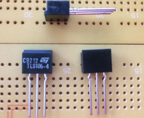 4 A 400 V Scr Tiristor TLS106-4 TL sensible de disparo de puerta 1 V 0.2 mA Multi Cantidad