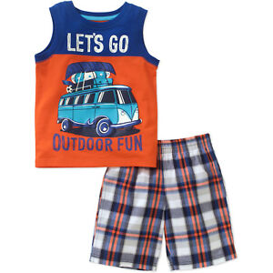 Boy's Healthtex Outfit Size 4t Baby & Toddler Clothing