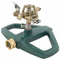 Melnor 3900h Heavy Duty Metal Pulsating Sprinkler , New, Free Shipping