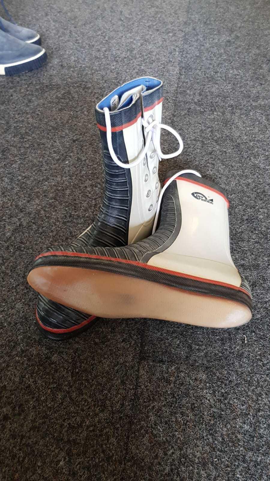 Dry Fashion Trapezstiefel Segeln Stiefel Schuhe Freizeit Stiefel Stiefel Stiefel Gr. 39 oder 41 c683ea