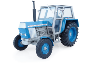 Universal Hobbies Echelle Zetor au 1/32 80.11 Bleu 5246 ** en Stock **