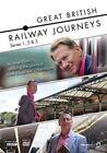 DVD Great British Railway Journeys Series 1 to 3 Reg 2 UK PAL