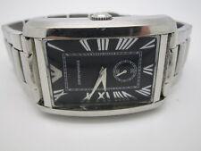 EMPORIO ARMANI MEN'S WATCH  AR1608 USED  (455)
