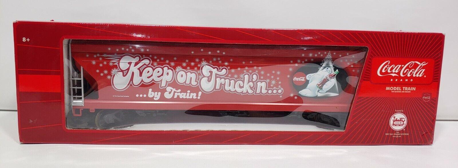 a la venta LGB Coca Cola Centro de marca Tolva de de de flujo mantener camión N... en tren  44823  Disfruta de un 50% de descuento.