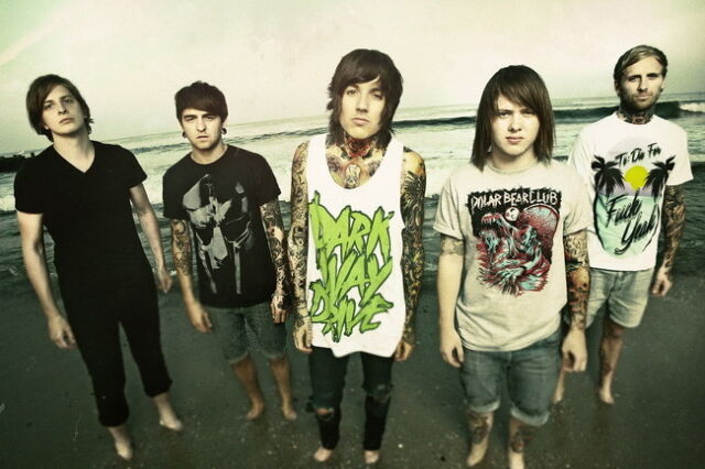 """001 Bring Me The Horizon - BMTH Metalcore Band Oliver Sykes 21""""x14"""" Poster"""