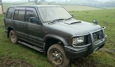 isuzu trooper 3.1 bighorn wheel nut