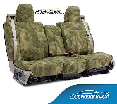 NEW Ballistic A-Tacs FG Foliage Green Camo Camouflage Seat Covers  / 5102052-26