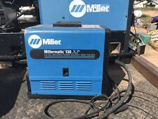 Millermatic 130 Xp Welder Miller With Leads