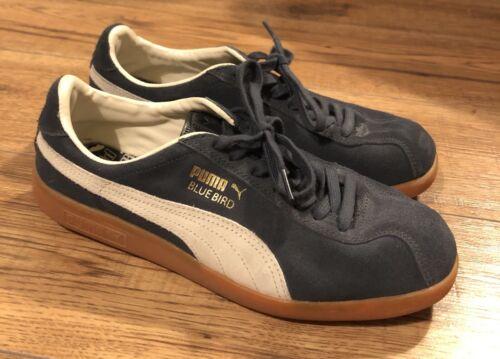 Nuova linea scarpe sneaker Puma Blue Bird autunno inverno
