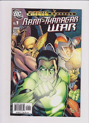9.2 2005 Series #5 November 2005 DC NM Rann-Thanagar War