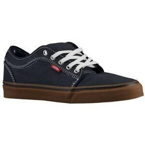 5447d689b637ca VANS Chukka Low (Bandana) Navy Gum Casual Shoes MEN S 6.5 WOMEN S 8 ...