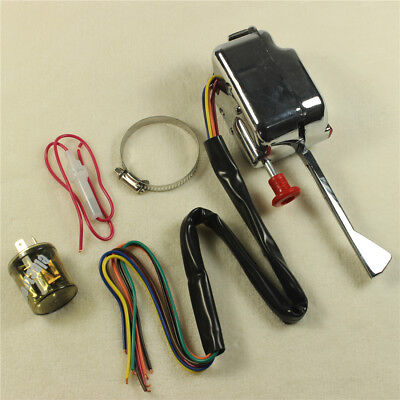 universal signal switch wiring diagram fit gm ford with flasher 12v street hot rod turn signal switch  gm ford with flasher 12v street hot rod