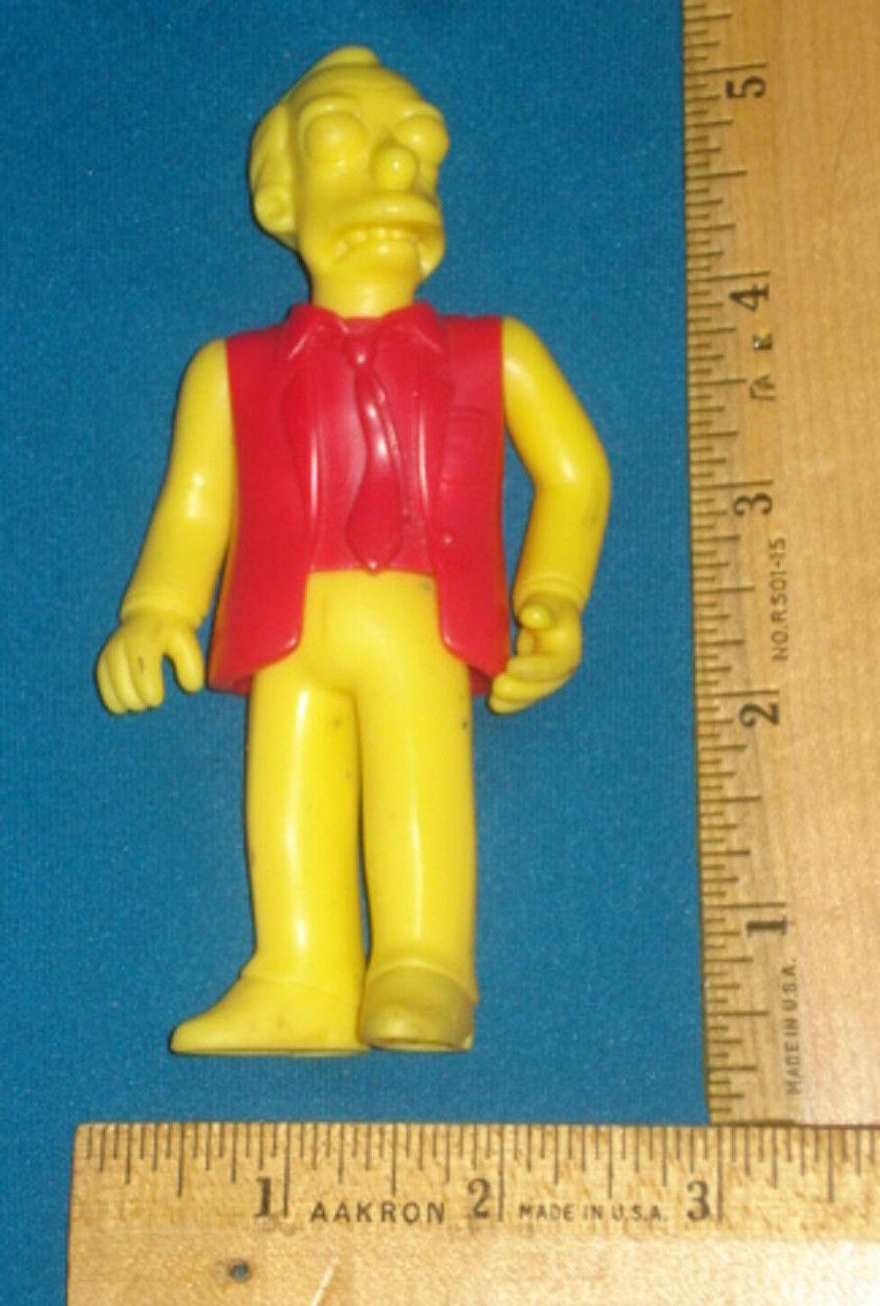 Prototype Test Shot Figure Playmates Simpsons 2002 Gil (Version 4 -V4) Wave 11