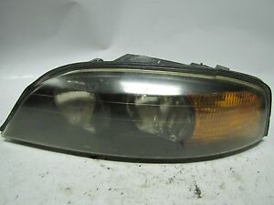 Image Is Loading 2001 Lincoln Ls Left Headlight