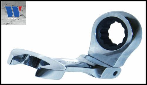 Multi Listing STUBBY Flexi Head Ratchet Spanners 8017 Werkzueg 8-19 mm