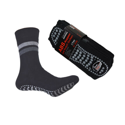 Señora caballero calcetines con ABS tachas