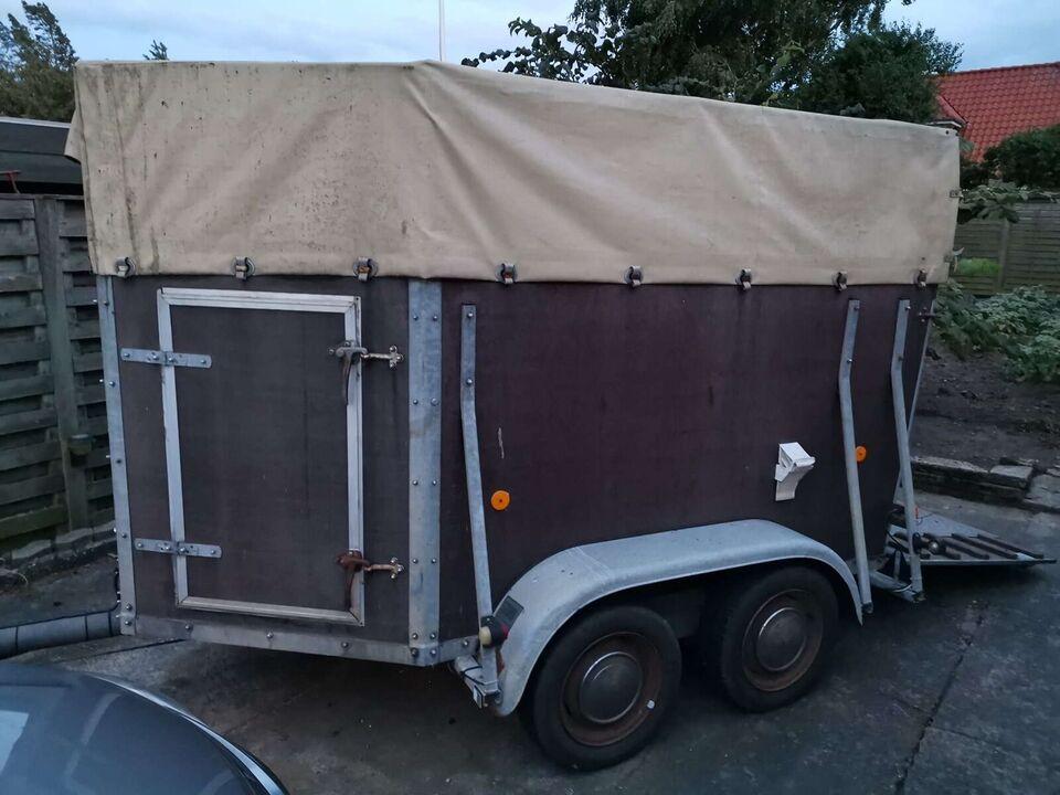Heste trailer