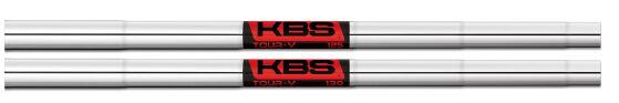 KBS Tour-V 125-conjunto de siete ejes de hierro 4-PW - s + Flex Tour Spec