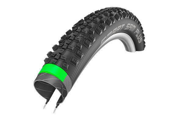 Schwalbe  Smart Sam Plus HS476 WB Mtn Bike Tire  enjoy 50% off